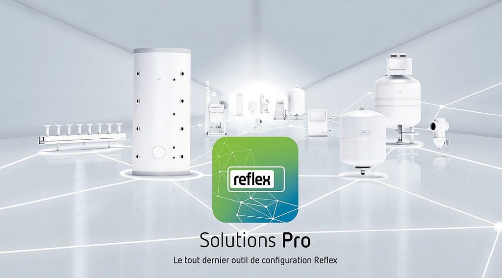 gamme de produits solutions Pro Reflex